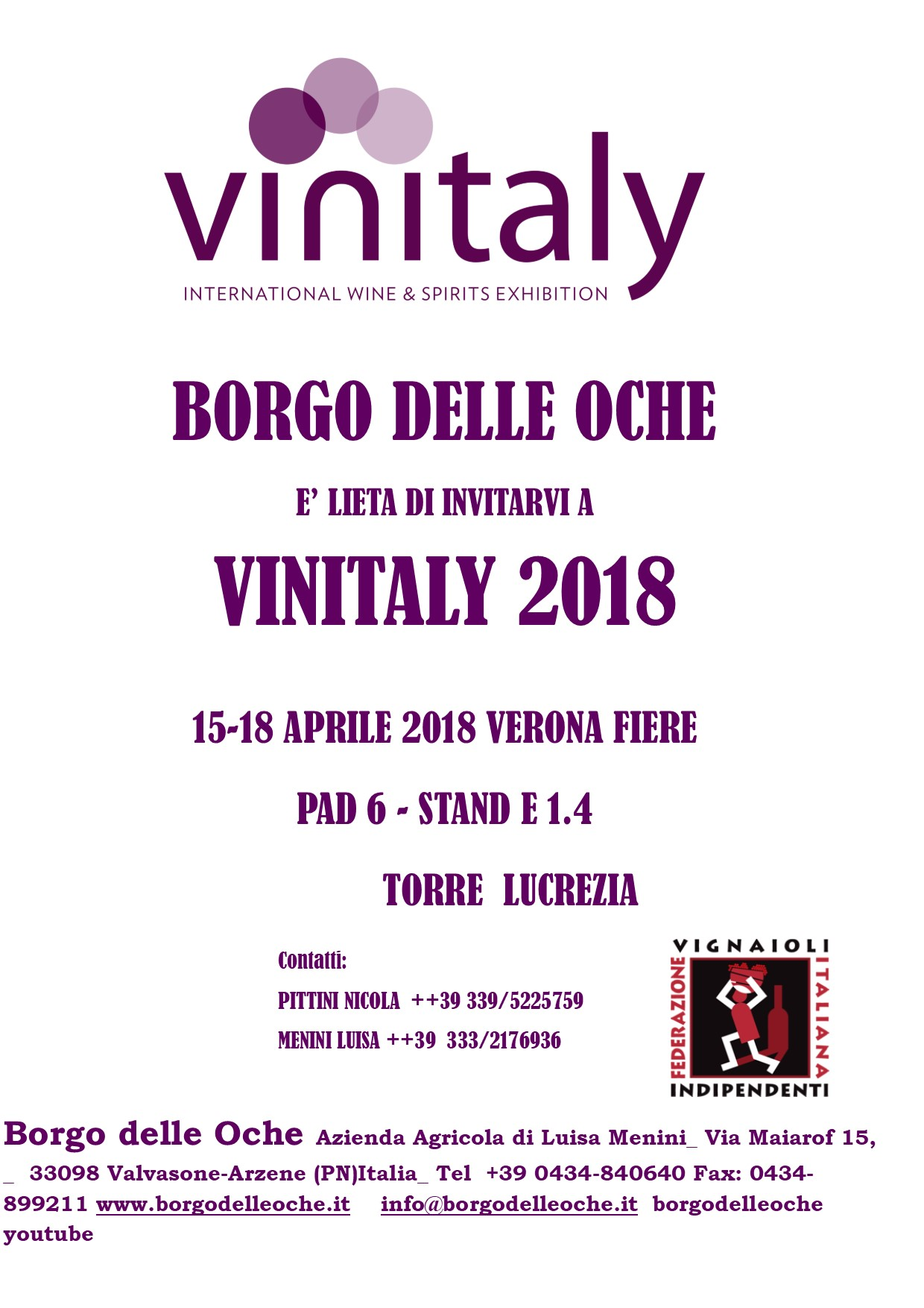 [cml_media_alt id='2016']VINITALY 2018 ITA[/cml_media_alt]